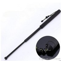 Wholesale Self Defense black Three Extendable Lightweight Re...