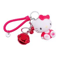 32533ffe8 2019 Couple I LOVE YOU Heart Keychain Ring Key Ring Key Chain Lover ...