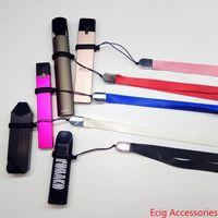 Lanyard Clips Halskette Schnur Halskettenbügel für coco myle mt phix Juli smpo NRX relx VTV Ego EVOD entladener Batterie vape Stift