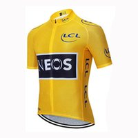 ineoos 팀 남자 사이클링 짧은 소매 저지 도로 경주 셔츠 자전거 탑스 여름 통기성 야외 스포츠 Maillot S21042678