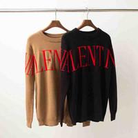 Chandails de Couche de concepteur Coup de cou de mode pull-ovover Contraste Couleur à manches longues Sweaters Hommes Casual Chaussures Hommes Vêtements