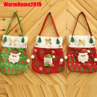 Fun Christma Candy Bags Kids Gifts Exquisite Xmas Party Deco...