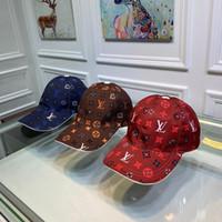 2020 tasarımcı Lüks şapkalar erkek kadın Şapkalarımızda snapbacks baba şapkaları casquette moda beyzbol şapkası Cappelli Firmati L-0026