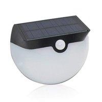 Lâmpada solar da segurança Movimento semicírculo Luzes Motion Sensor Wall Garden 29 LEDs para Outdoor Passo Cerca de intempéries