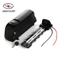 Дельфин Ebike Аккумулятор 48V 12Ah литий-ионная аккумуляторная батарея для кадров Электрический велосипед