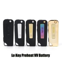 Lokey Preheat VV Battery Lo Key Battery 350mAh Variable Volt...