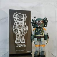 Kaw Star Boba Fett Companion Bounty Hunter 25cm Color Box Blister 10 pulgadas 100% finalización Oficina Decoración Original Figura Figura Figuras