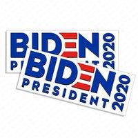 Joe Buden Letters Sticker President 2020バンパーステッカードナルドトランプカーステッカーPVCデカールアメリカキャンペーンパターンシューワンD62903