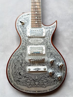 RARE CUSTOM CUSTOM ZEMAITATIS Casimere Metal Front Series C24MF MF Natural Electric Guitar