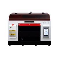 Dx5 프린터 평판 Uv A3 프린터 금속 유리 나무 PVC Uv 병 프린터