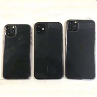 Schwarz Dummy Für 11 Iphone 6.5 2019 gefälschte blinde Form für Iphone 6.1 5.8 2019 Dummy Glas Handy-Modell Maschine Anzeige Nichtarbeits