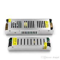 EnwYe éclairage Transformateurs DC12V LED haute qualité lumières LED pilote pour bande d'alimentation 60W 120W 210W 360W Entrée AC110V 220V