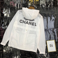 19ss Paris CHA Hooded Backstage Jacket Casual jumper lovers ...