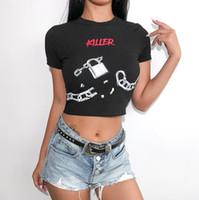 Cool Women Designer T-рубашки Летний бренд TEE рубашка с буквами сексуальные с короткими рукавами футболки женщины топы S-L опционально