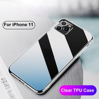 Transparent Clear Soft TPU Case for Samsung Galaxy S9 S10 Pl...