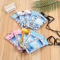 العالمي الكرتون وسادة هوائية كيس ماء IPX8 للماء وسادة هوائية العائم حالة حقيبة الهاتف المحمول واقية حقائب الحقيبة حقيبة للغوص سباحة