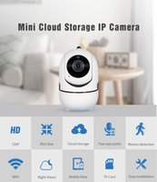 2020 كاميرا ذكية جديدة 1080 وعاء wifi 2.0mp شبكة IP لاسلكية الإنسان السيارات المسار الهاتف عرض كاميرا الأمن المنزل واي فاي مراقبة الهاتف المحمول