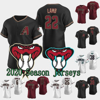 2020 New Season 40 Madison Bumgarner Jersey Kole Calhoun Ketel Marte Jake Lamb David Peralta Robbie Ray Randy Junior Guerra Star Marte