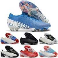Hot Men Mercurial Dämpfe Fury VII XII Elite FG 12 Superfly VI 6 360 CR7 NJR Low Ronaldo Neymar Frauen Kinder-Fußball-Fußball-Schuhe