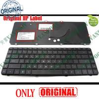 HP Compaq Presario CQ62 G62ブラックUSバージョン -  9Z.N4SSQ.001のための新しいオリジナルノートブックキーボード/ラップトップキーボード/ノートパソコンのキーボード