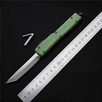 MK X-70 سكاكين السيارات d2 بليد 6061-T6Aluminum (cnc) مقبض التخييم في الهواء الطلق التكتيكية جير بقاء سكين أدوات edc السكاكين المخصصة بالجملة