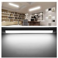 5Pack of 44W Vaporproof Flush Mount 4ft LED Shop Light, 4200L...