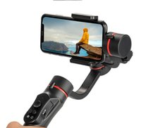 H2 H4 3 ejes carga USB Grabación de vídeo Soporte universal Dirección ajustable portátil cardán Smartphone Estabilizador Vlog Vivo