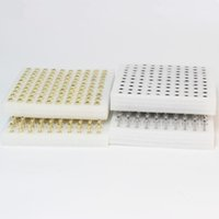Vape cartuchos de vidrio de 0,5 ml 1,0 ml vaporizador Cerámica bobina vaporizador 510 Pluma de rosca del metal plateado de oro de madera cigarrillo electrónico