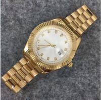 Relojes para hombre relogio masculino Moda de muñeca de lujo Dial negro con calendario Bracklet Cierre desplegable Master Hombre 40mm giftluxury Relojes para hombre