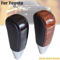 Transmission automatique automatique de vitesse Shifter Bouton Levier bâton pour Toyota LC200 HandBall Land Cruiser Prado 2008-2015 voiture Accessoires