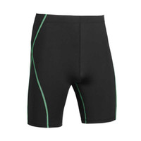 Men Pro Compression Quick Dry Gym Train Run Workout Sport Be...
