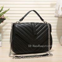 새로운 패션 여성 가방 핸드백 디자이너 메시지 가방 클러치 달러 가격 여성 토트 어깨 크로스 바디