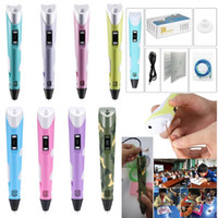 HOT sale 3D Pen Printing Pen stereoscopic Pen 3D printing dr...