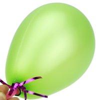 Darmowa Wysyłka 100 Whistle Balon Whistle Whistle Child Sound Toys Blow a Balloon Horn Child Creative 1 $ 1 Mall Zabawki promocyjne
