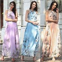 202 Femmes Salopette, Robes simples, barboteuses jupe robe à fleurs avec manches robes nuevo estilo para chicas vestido mujeres wt19