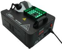 24 * 3W RGB LED Fog Machine DMX Pulverização Vertical Máquina de Fumaça 1500W Efeito Fogger Máquina para Clube De Partido Decorações de Halloween Llfa