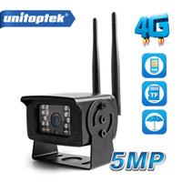 MINI 1080P 5MP 4G SIM بطاقة WIFI كاميرا في الهواء الطلق دعم ماكس 128G بطاقة مايكرو TF التخزين IR 20M CCTV كاميرات المراقبة P2P مشاهدة