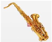 Giappone TW01 Yanagisawa B Flat tenore strumento sassofono musica con gli accessori boccaglio trasporto