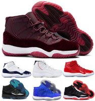 11 11s Basketball Shoes Sneakers 2019 Mens Women Gym Red Bre...