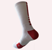 2шт=1 пара США профессиональные элитные баскетбольные носки с длинным коленом спортивные спортивные носки мужская мода компрессионные тепловые зимние носки оптовые продажи