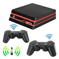Coolbaby 4K HDMI TV Video Game Console 64- Bit 600- Games HD A...