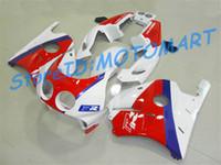 ABS-injektion för Honda CBR 250RR CBR250RR 94 -99 MC19 MC22 250 CBR250 RR 1994 1995 1996 1997 1998 1999 Fairing HOA04