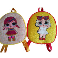 LOL Backpacks for Children 8 Styles Kawaii Cartoon Dolls Sch...