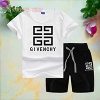GVCH Little Children Sets 1- 7T Kids T- shirt And Short Pants ...