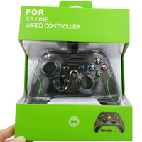 USB Wired Controller für Xbox One S Video Game Mando Für Microsoft Xbox One Schlanke Controller für Windows PC Gamepad DHL-freies Verschiffen
