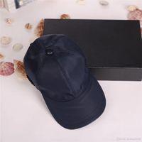 canvas cappello del sole fashion designer di alta qualità Quattro colori sport opzionali protezione della sfera per il tempo libero con la scatola