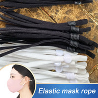 Mouth Mask Elastic Bands For Masks gasket 5mm Rope Rubber Ba...