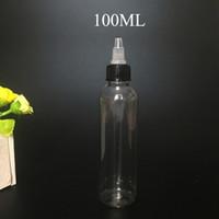 Siyah şişeler E SIVI PET Boş Şişe Yağ Şişesi Ondan Ile Yağ Şişesi, E Sigara Buharlaştırıcı Vape MOD Starter Kitleri