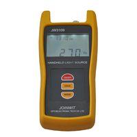 Brandneue tragbare optische Lichtquelle JW3109 1310 / 1550NM Laserquelle Optische Leistungsmesser