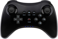 Pro Controller per Wii U, Wireless Gamepad per Nintendo Wii U Bluetooth Dual Analog Gamepad Game Controller Joystick